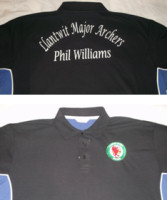 LM Archers Adult Polo Shirt